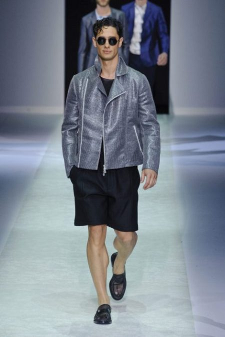 EMPORIO ARMANI SPRING SUMMER 2014 MENSWEAR COLLECTION (81)