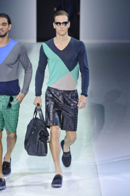 EMPORIO ARMANI SPRING SUMMER 2014 MENSWEAR COLLECTION (84)