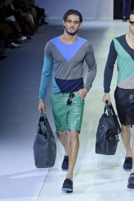 EMPORIO ARMANI SPRING SUMMER 2014 MENSWEAR COLLECTION (85)