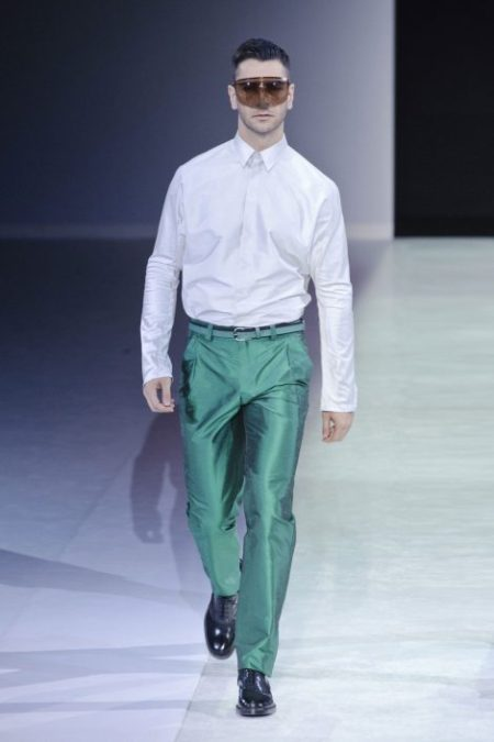 EMPORIO ARMANI SPRING SUMMER 2014 MENSWEAR COLLECTION (99)