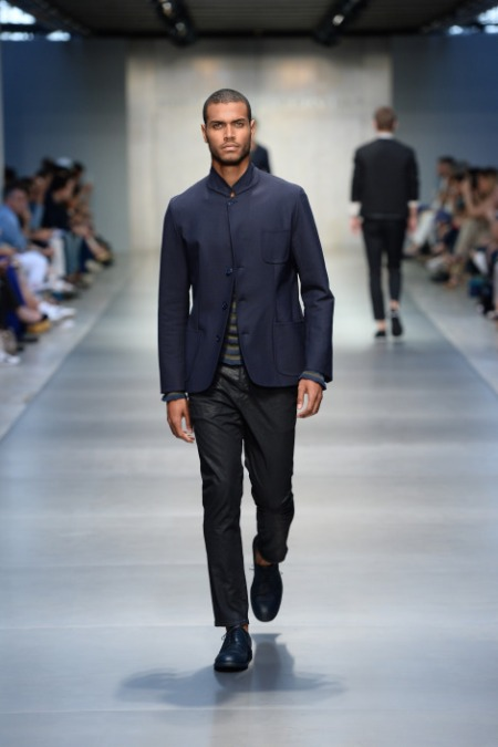 ERMANNO SCERVINO SPRING SUMMER 2014 MENSWEAR COLLECTION (1)