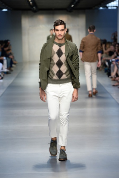 ERMANNO SCERVINO SPRING SUMMER 2014 MENSWEAR COLLECTION (10)