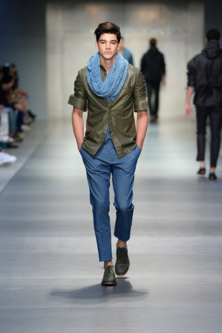 ERMANNO SCERVINO SPRING SUMMER 2014 MENSWEAR COLLECTION (18)
