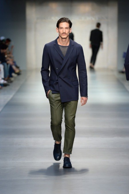 ERMANNO SCERVINO SPRING SUMMER 2014 MENSWEAR COLLECTION (2)