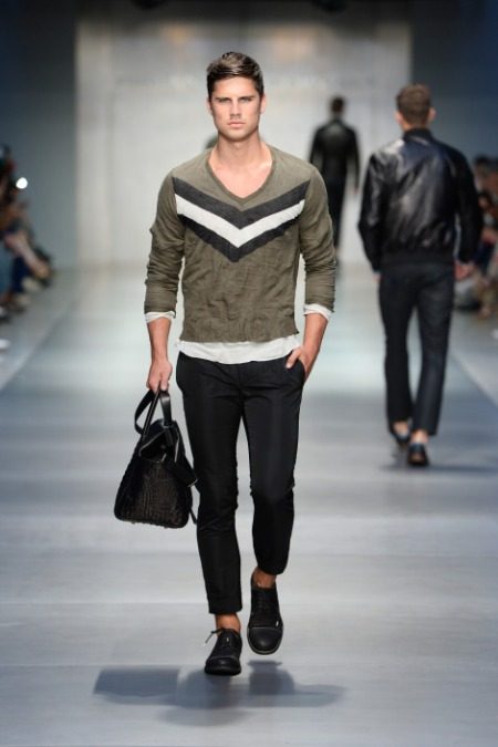 ERMANNO SCERVINO SPRING SUMMER 2014 MENSWEAR COLLECTION (22)