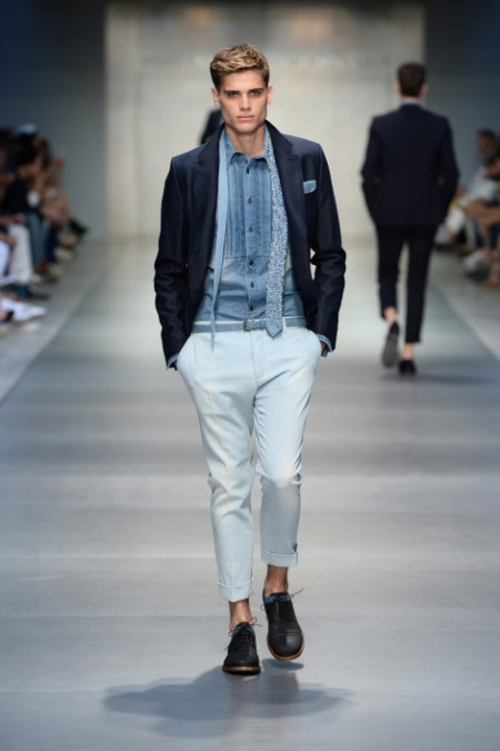 ERMANNO SCERVINO SPRING SUMMER 2014 MENSWEAR COLLECTION (34)