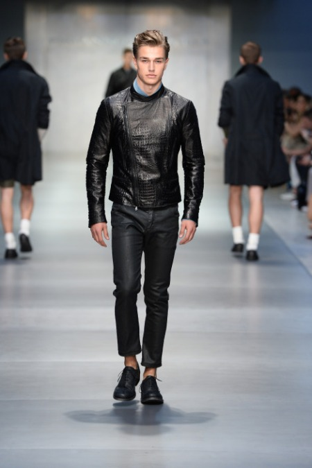 ERMANNO SCERVINO SPRING SUMMER 2014 MENSWEAR COLLECTION