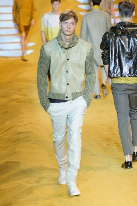 FENDI SPRING SUMMER 2014 MENSWEAR COLLECTION (11)