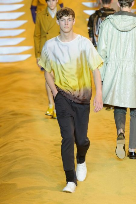 FENDI SPRING SUMMER 2014 MENSWEAR COLLECTION (12)