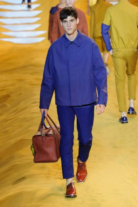 FENDI SPRING SUMMER 2014 MENSWEAR COLLECTION (16)