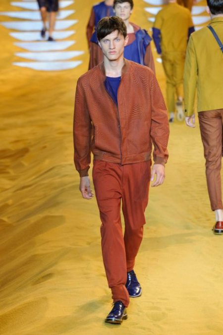 FENDI SPRING SUMMER 2014 MENSWEAR COLLECTION (17)