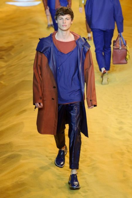 FENDI SPRING SUMMER 2014 MENSWEAR COLLECTION (18)