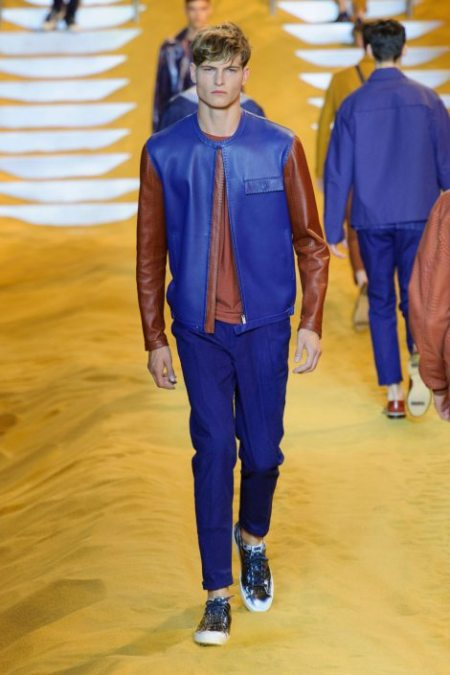 FENDI SPRING SUMMER 2014 MENSWEAR COLLECTION (19)