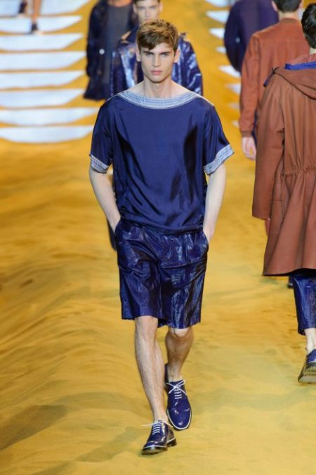 FENDI SPRING SUMMER 2014 MENSWEAR COLLECTION (20)