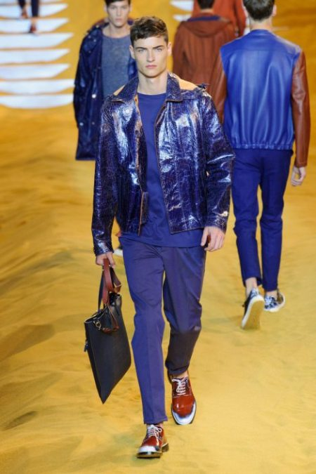 FENDI SPRING SUMMER 2014 MENSWEAR COLLECTION (21)