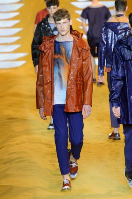 FENDI SPRING SUMMER 2014 MENSWEAR COLLECTION (24)