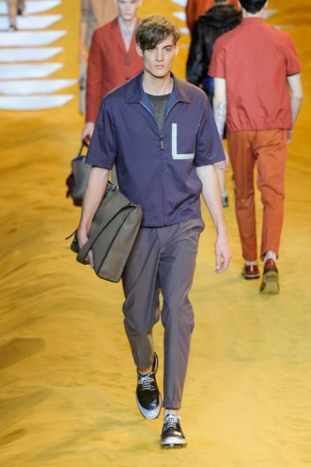 FENDI SPRING SUMMER 2014 MENSWEAR COLLECTION (28)
