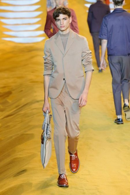 FENDI SPRING SUMMER 2014 MENSWEAR COLLECTION (30)