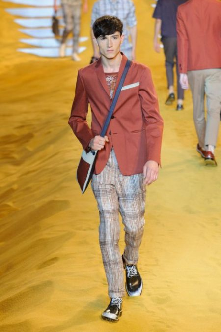 FENDI SPRING SUMMER 2014 MENSWEAR COLLECTION (31)