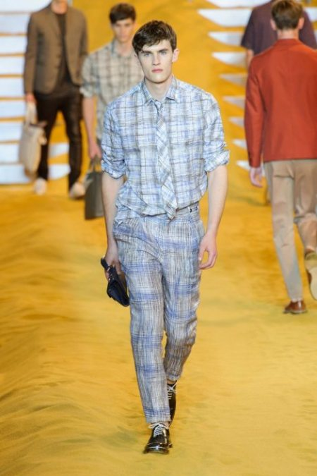 FENDI SPRING SUMMER 2014 MENSWEAR COLLECTION (32)