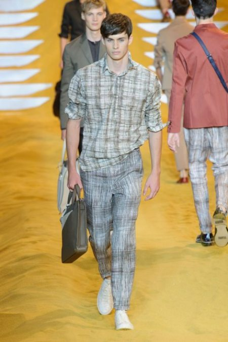 FENDI SPRING SUMMER 2014 MENSWEAR COLLECTION (33)