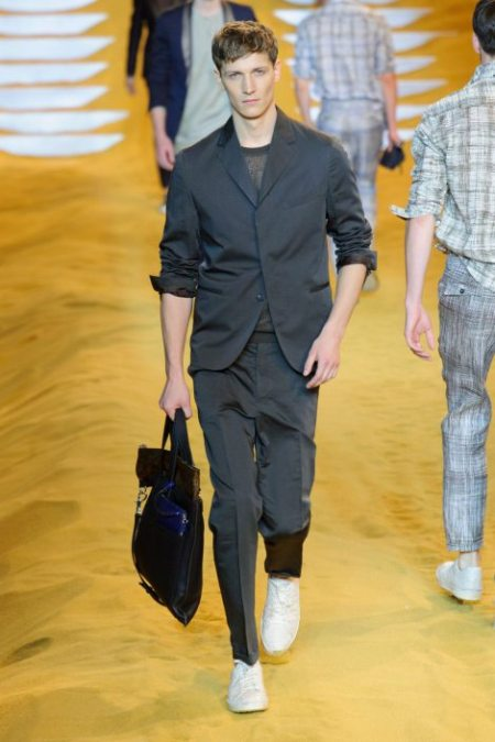 FENDI SPRING SUMMER 2014 MENSWEAR COLLECTION (35)