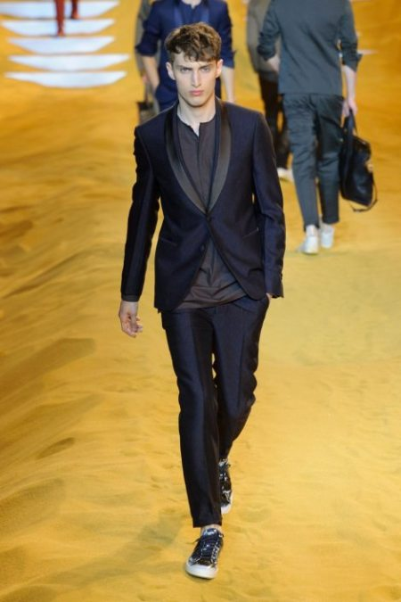 FENDI SPRING SUMMER 2014 MENSWEAR COLLECTION (37)
