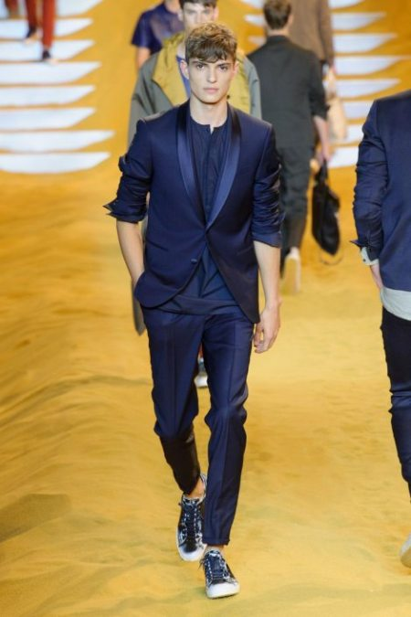 FENDI SPRING SUMMER 2014 MENSWEAR COLLECTION (38)