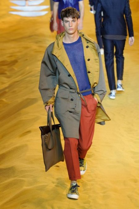 FENDI SPRING SUMMER 2014 MENSWEAR COLLECTION (39)