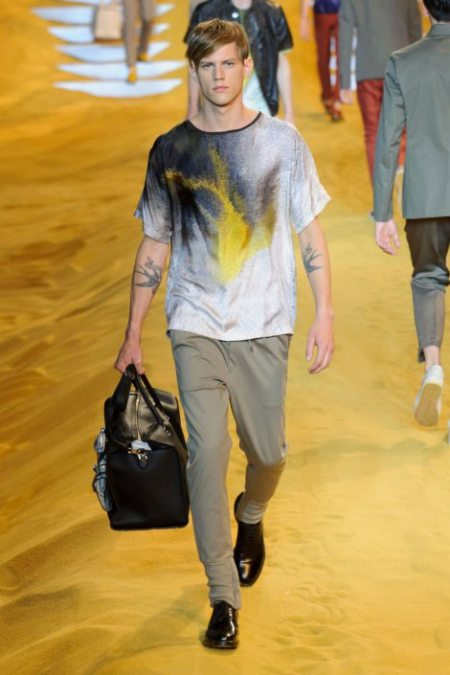 FENDI SPRING SUMMER 2014 MENSWEAR COLLECTION (4)
