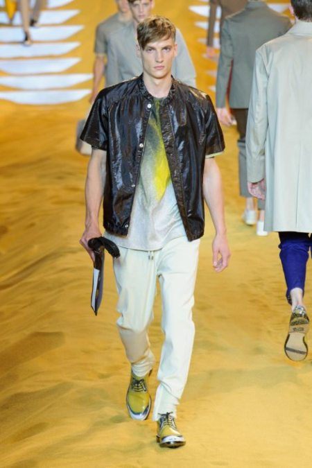 FENDI SPRING SUMMER 2014 MENSWEAR COLLECTION (5)
