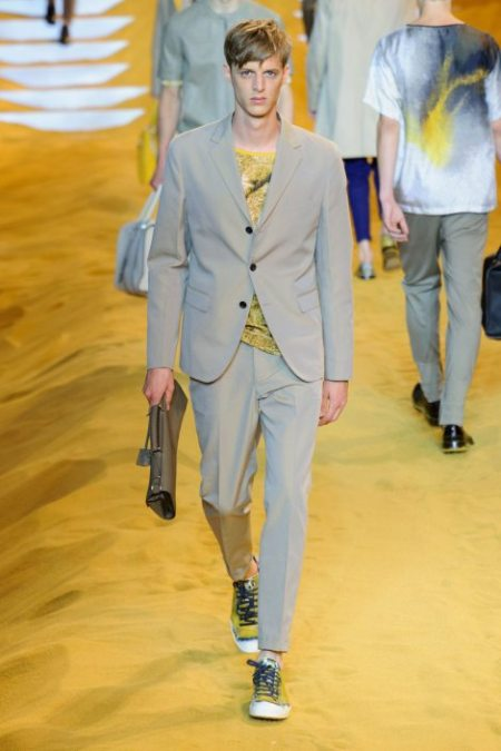 FENDI SPRING SUMMER 2014 MENSWEAR COLLECTION (6)