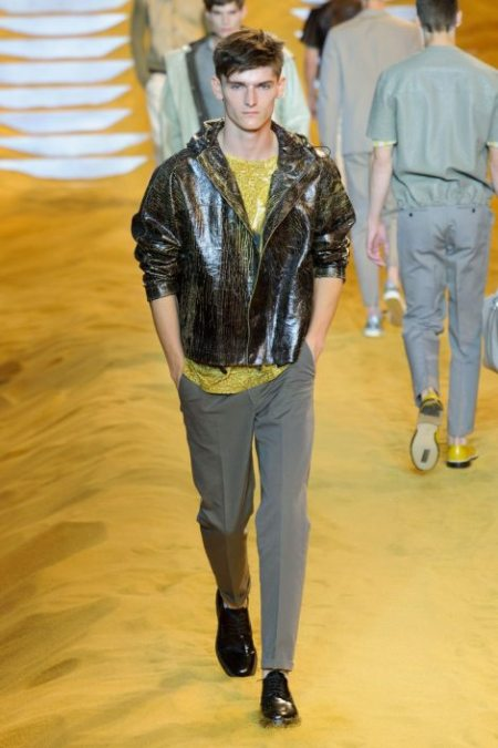 FENDI SPRING SUMMER 2014 MENSWEAR COLLECTION (9)