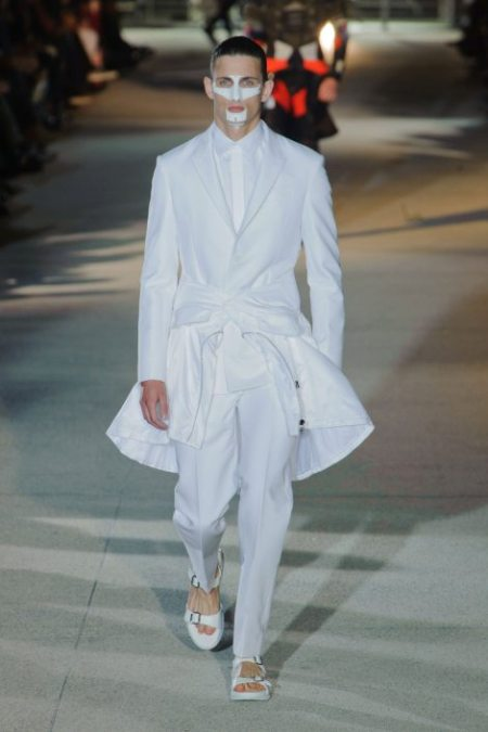 GIVENCHY SPRING SUMMER 2014 MENSWEAR (27)