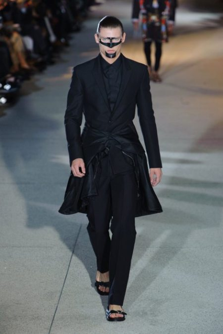 GIVENCHY SPRING SUMMER 2014 MENSWEAR (29)