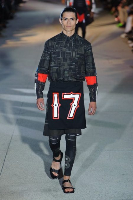GIVENCHY SPRING SUMMER 2014 MENSWEAR (31)