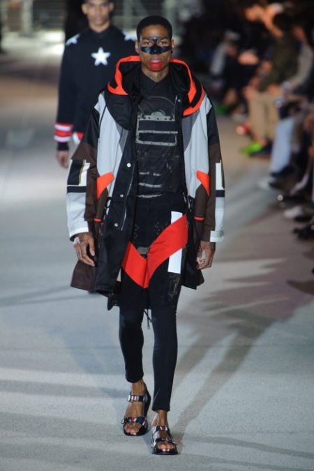 GIVENCHY SPRING SUMMER 2014 MENSWEAR (32)