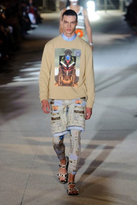 GIVENCHY SPRING SUMMER 2014 MENSWEAR (33)