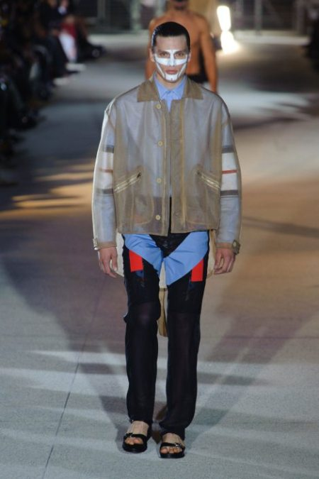 GIVENCHY SPRING SUMMER 2014 MENSWEAR (38)