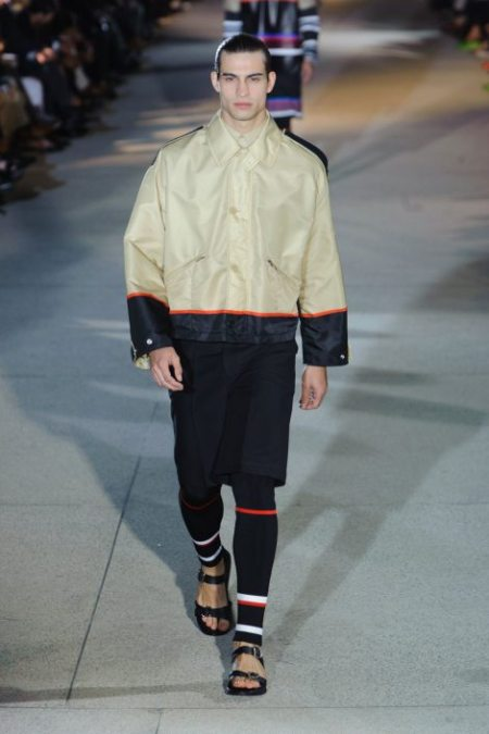 GIVENCHY SPRING SUMMER 2014 MENSWEAR (40)
