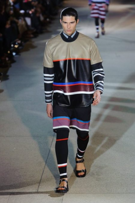 GIVENCHY SPRING SUMMER 2014 MENSWEAR (41)