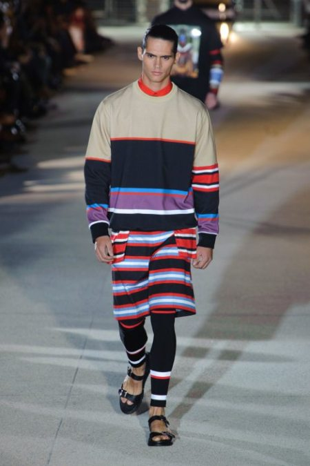 GIVENCHY SPRING SUMMER 2014 MENSWEAR (42)