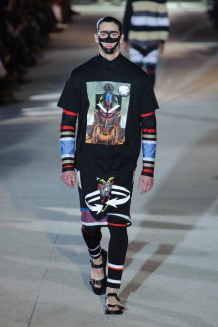 GIVENCHY SPRING SUMMER 2014 MENSWEAR (43)