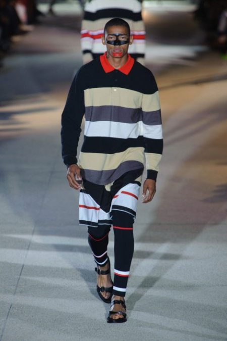 GIVENCHY SPRING SUMMER 2014 MENSWEAR (45)