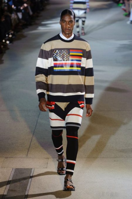 GIVENCHY SPRING SUMMER 2014 MENSWEAR (47)