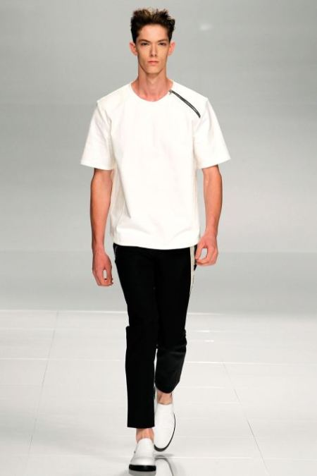 ICEBERG SPRING SUMMER 2014 MENSWEAR COLLECTION (11)