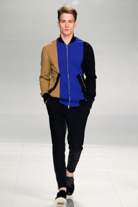 ICEBERG SPRING SUMMER 2014 MENSWEAR COLLECTION (15)
