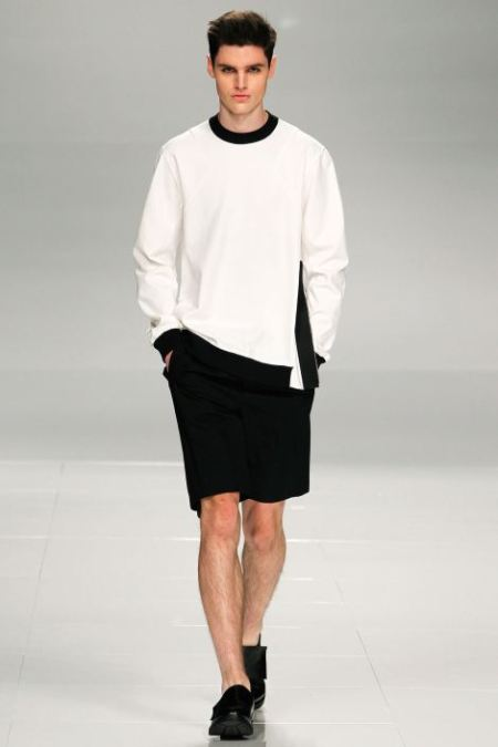 ICEBERG SPRING SUMMER 2014 MENSWEAR COLLECTION (18)