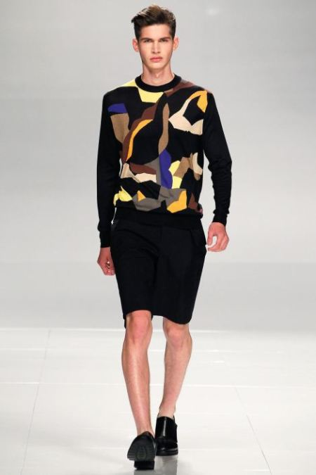 ICEBERG SPRING SUMMER 2014 MENSWEAR COLLECTION (19)