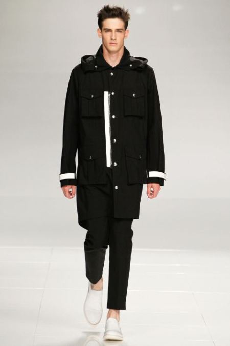 ICEBERG SPRING SUMMER 2014 MENSWEAR COLLECTION (20)